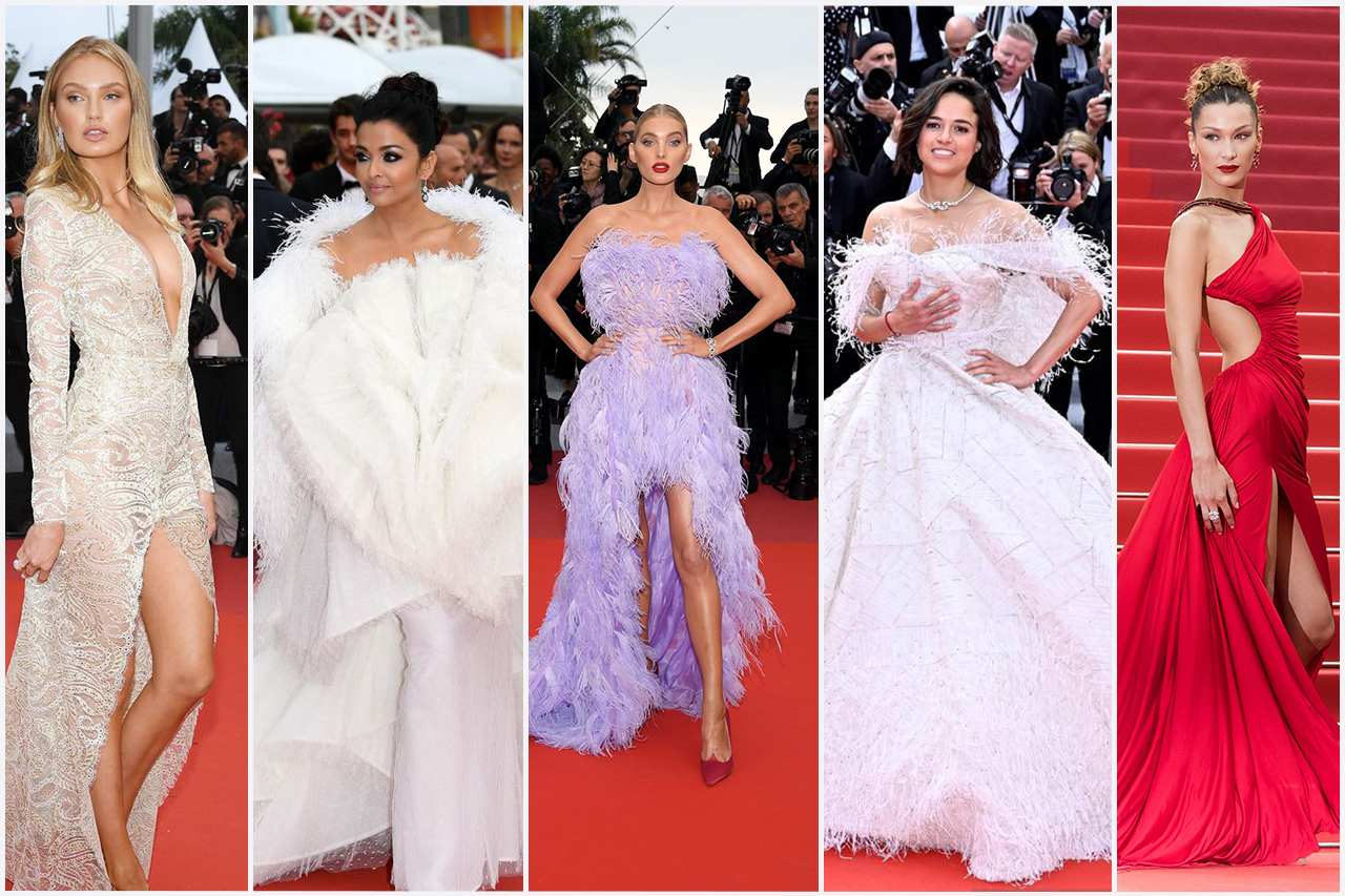 Cannes 2019 – Best Red Carpet Looks of All Time