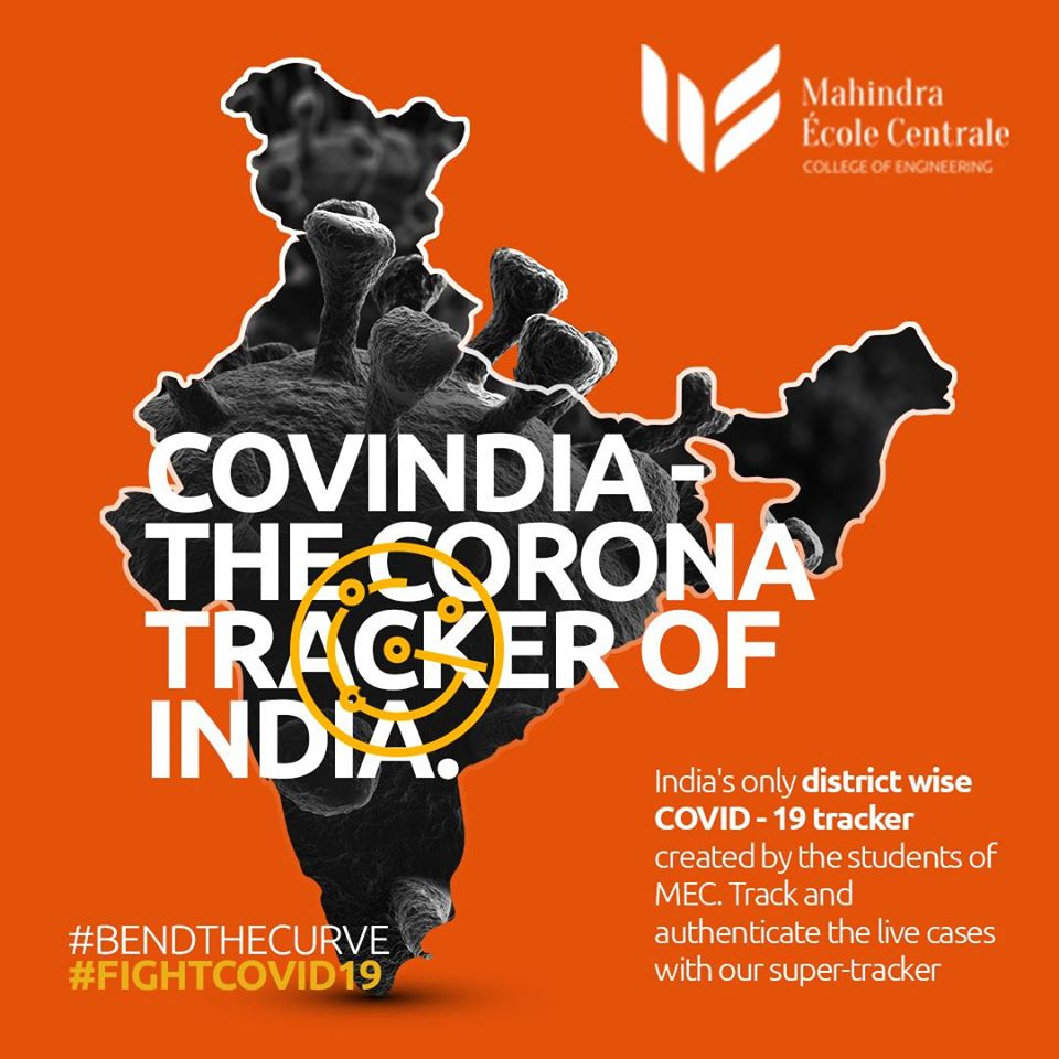 App developed to track Coronavirus cases district-wise