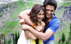 Riteish and Genelia- The cutest couple of Bollywood