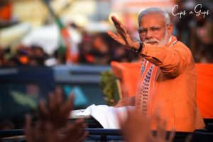 PM Modi greets BJP workers on foundation day