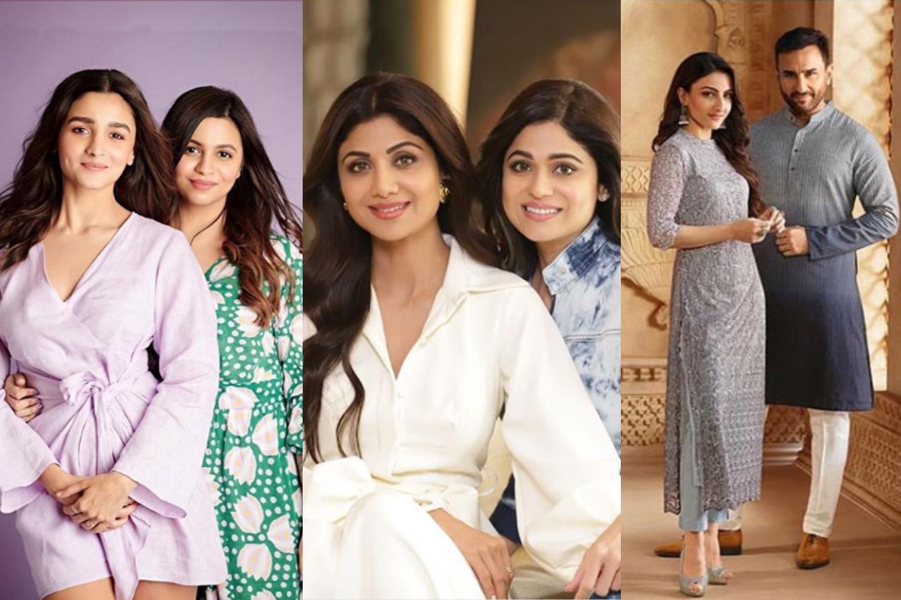 Siblings Day 2020 – Bollywood celebrities