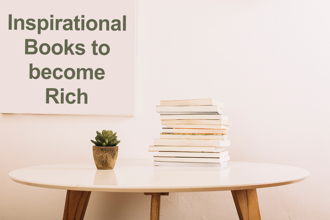 Inspirational books to become rich- Lifestyle