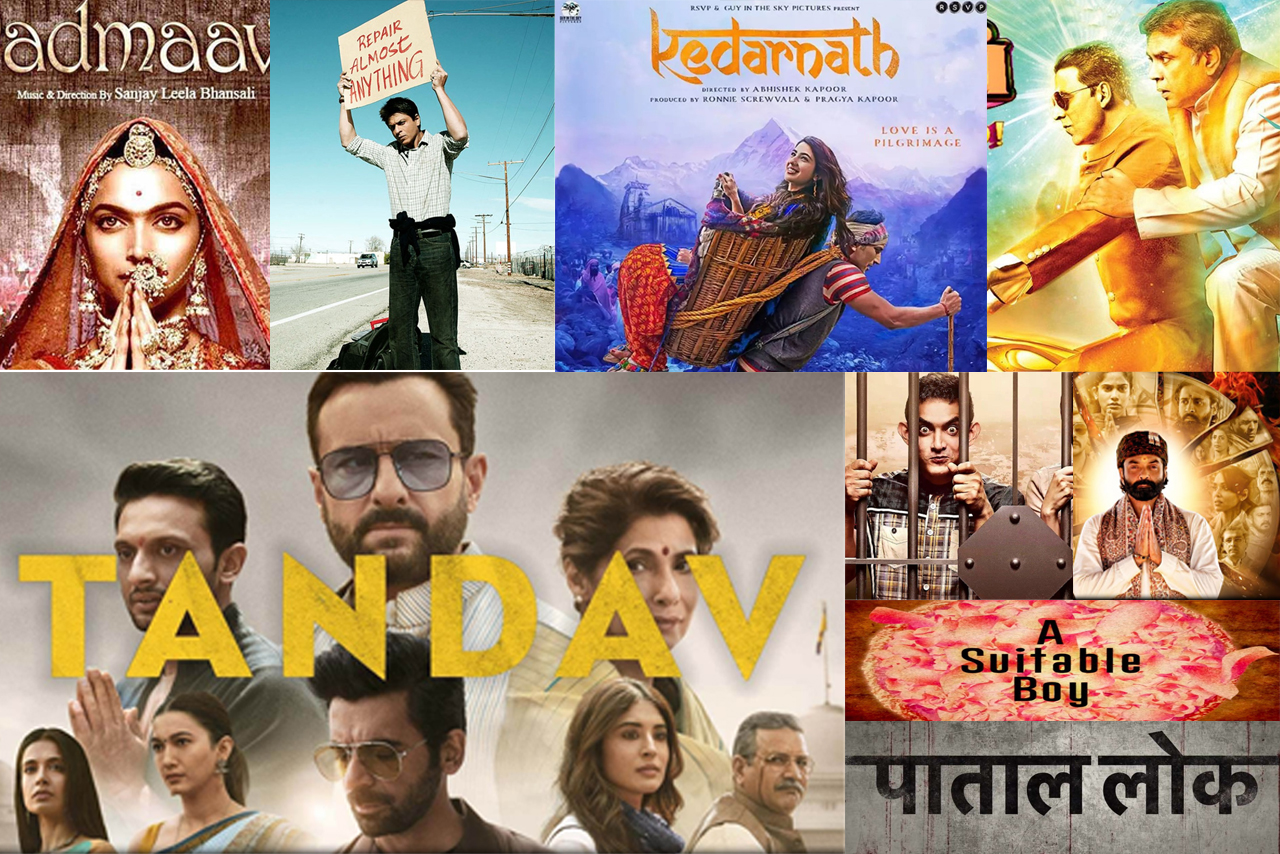 9 Indian Web Series and Bollywood Movies that Reflected the Dark Side of The Religion.