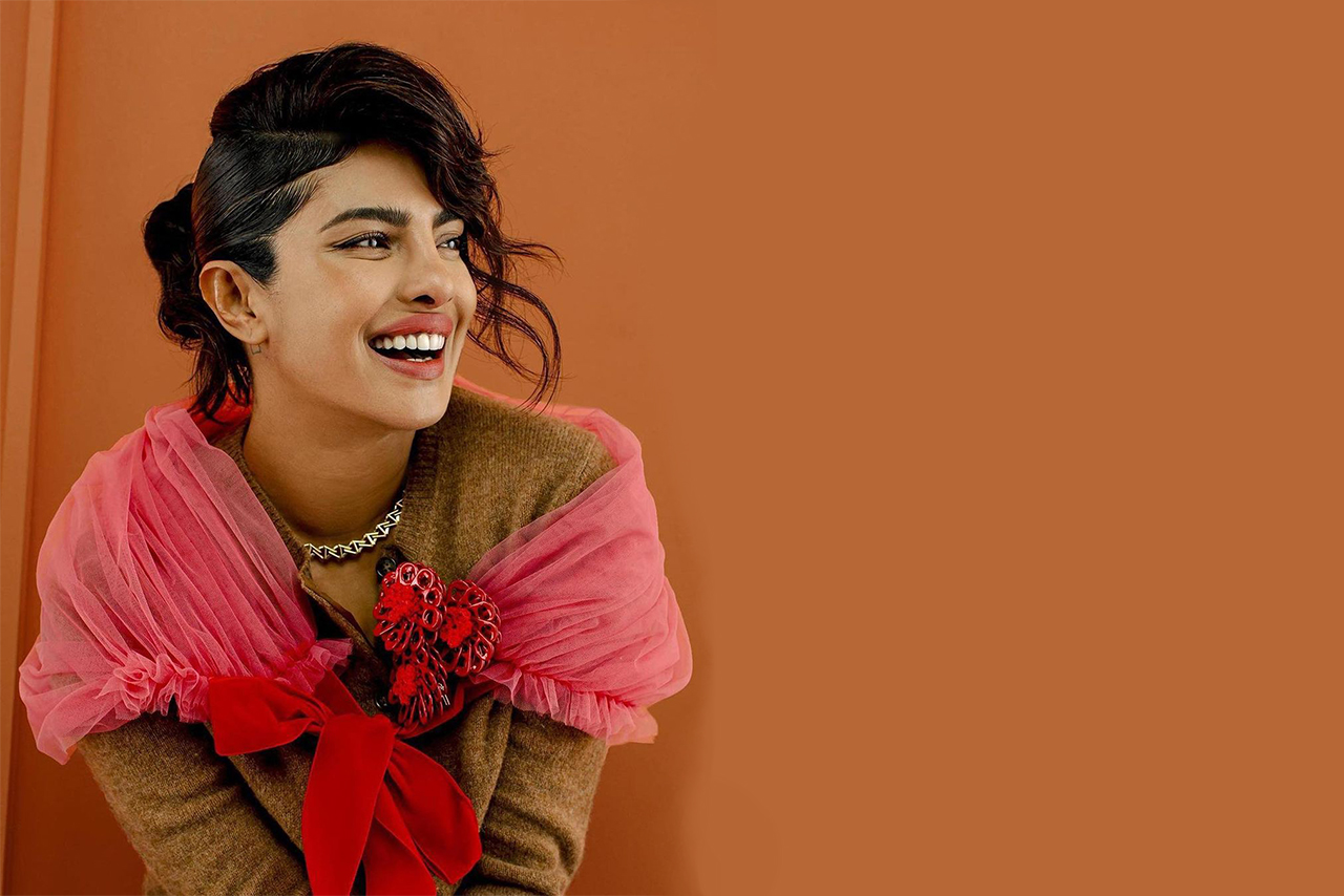 Priyanka Chopra Jonas channels her inner diva for 'The Sunday Times'